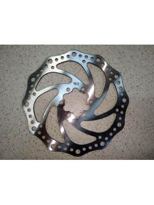 Тормозной диск 160 мм для электросамоката Ultron