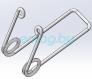 Пружина узла складывания для Inmotion L8, L8F