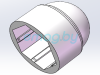Гайка для мотор-колеса для Inmotion L8, L8F