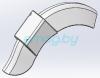 Винт фиксатора рулевой стойки М8х34 для Inmotion L8, L8F