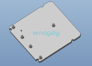 Теплоотражающая панель для Inmotion V10, V10F