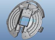 Внутренняя боковина корпуса для Inmotion V10, V10F