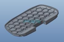 Основание педали для Inmotion V10, V10F
