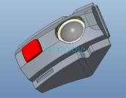 Задний динамик для Inmotion V10, V10F