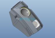 Передний динамик для Inmotion V10, V10F
