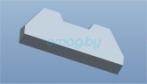 Накладка для оси двигателя для Inmotion V5, V5F