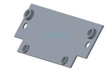Уплотнительная пластина для Inmotion V5, V5F