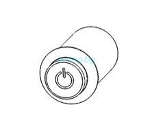Выключатель света для Dualtron 2S, Limited, Ultra, Raptor
